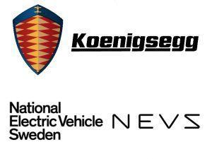 Koenigsegg Partners With NEVS For Electric Cars