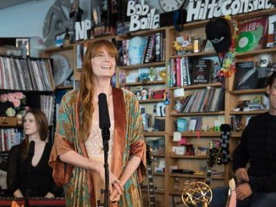 Florence + The Machine: Tiny Desk Concert