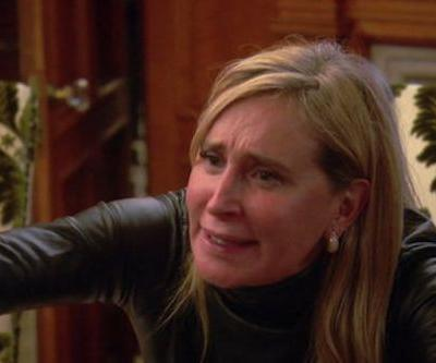 "Sonja Morgan Explains Going Berserk In The Berkshires: ""It's The Only Way To Handle It"""