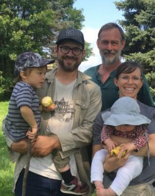 Three Generations, Two Families, and One Organic Farm Model Succession