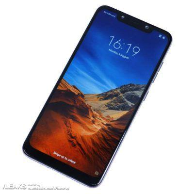 Xiaomi POCOPHONE F1 Real Life Images, Specs & Pricing Leak