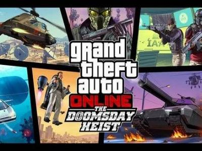 View the Grand Theft Auto V Update 1.26 Patch Notes