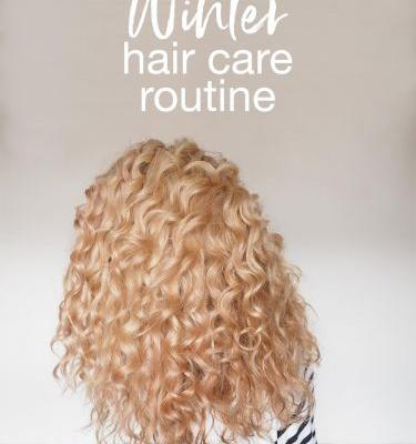Winter Hair Care Routine