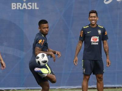 Gabriel Jesus or Firmino? Brazil's dilemma vs Costa Rica