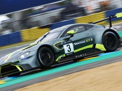 Aston Martin Is The DTM Entrant You Weren't Expecting