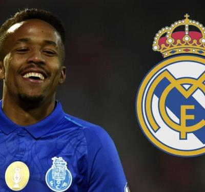 Real Madrid snap up €50m Militao from Porto on six-year contract
