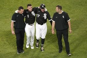 White Sox 2B Madrigal sidelined by torn right hamstring