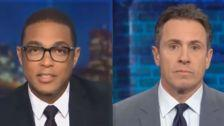 Don Lemon Says Smack-Talking Trump Should've Skipped Bush's Funeral