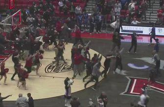 Northern Illinois hands No. 14 Buffalo their 2nd loss of the season in dramatic fashion