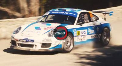 Porsche 911 GT3 RS 4.0 Tries Its Hand At Rallying