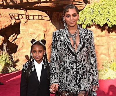 Beyoncé's 'The Gift' album features Blue Ivy's singer-writer debut