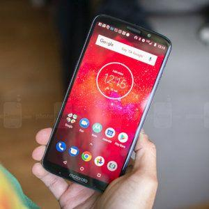 Motorola starts rolling out Moto Z3 Play Android 9 Pie in the U.S