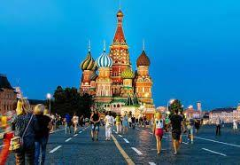The World Cup cities in Russia attracts maximum visitors as popular tourist attraction