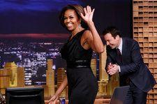 Stevie Wonder Performs Medley, Michelle Obama Plays 'Catchphrase' on Her Final 'Tonight Show' Appearance as First Lady: Watch