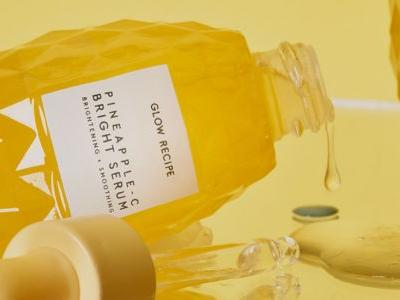 When To Buy Glow Recipe's New Pineapple-C Bright Serum For Your Smoothest Summer Skin Yet