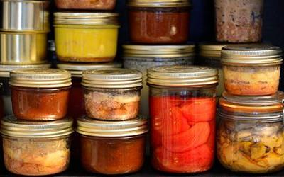 Boiling during home canning won't prevent botulism poisoning