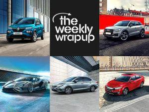 Top 5 Car News Of The Week Renault Kwid Gets New Variant Honda Civic BS6 Diesel Launched Audis Q2 Coming To India Lamborghini Goes Topless Again