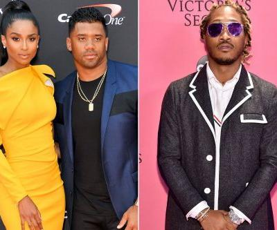 Ciara and Russell Wilson appear to respond to Future's shade