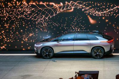 Your next car will change color, take directions like a NASA rover, and wink