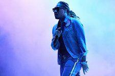Future Looks 'SuperFly' for Blinged-Out Version of 'Nowhere' On 'Jimmy Kimmel Live': Watch