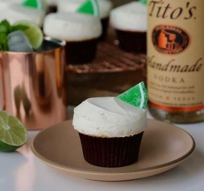 Sprinkles & Tito's Handmade Vodka's Summer Cupcakes Are The Perfect Boozy Sweets