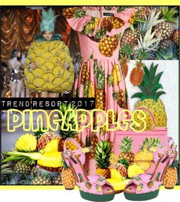 Trend Resort 2017: Pineapples