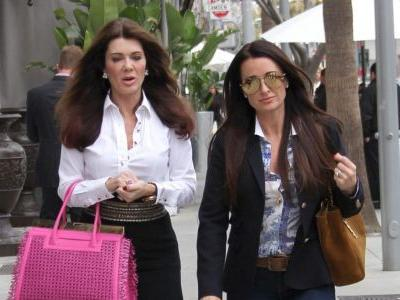 Kyle Richards Wanted to Reconcile With Lisa Vanderpump at the 'Real Housewives of Beverly Hills' Premiere