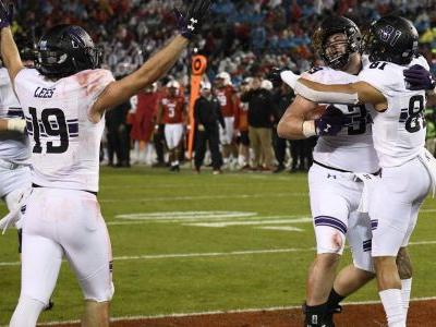 Northwestern turns the tide with a 28-point 3rd quarter to beat Utah 31-20 in the Holiday Bowl