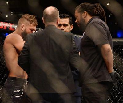 Yair Rodriguez says he gives Jeremy Stephens benefit of doubt, but questions if eye poke 'was a lie'