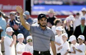 Belgium hangs on for 3-stroke win at World Cup of Golf