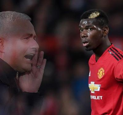 Pogba is Manchester United's de facto captain as Mourinho storm rages on