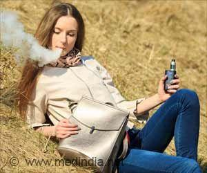 E-Cigarettes' Nicotine Found to Impair Mucus Clearance
