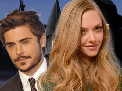 Scooby-Doo Movie Casts Zac Efron & Amanda Seyfried as Fred & Daphne