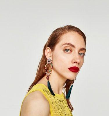 2018 Jewelry Trends Predict Statement Earrings Are Going To Be Huge.Literally