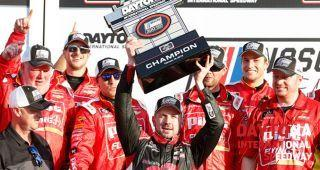 Race Recap: Annett holds on to capture victory at Daytona