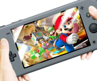 Is this the upcoming Nintendo Switch Mini or Nintendo Switch 2?