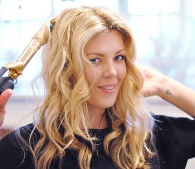 How to Heal a Curling Iron Burn