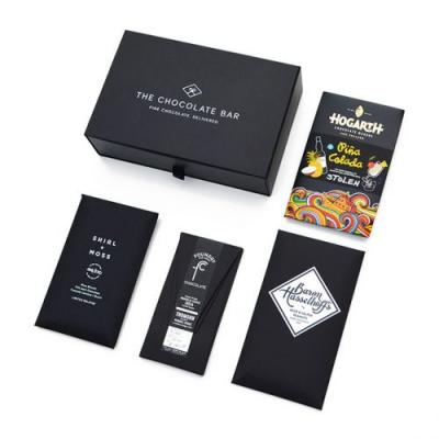 Be in to win one of two Grown Up Chocolate Boxes by The Chocolate Bar, valued at $85 each