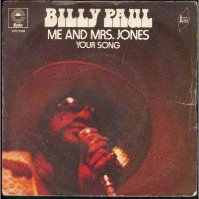 "The Number Ones: Billy Paul's ""Me And Mrs. Jones"""