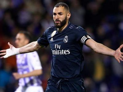 Karim Benzema scores twice to earn 8/10 as Real Madrid end winless run