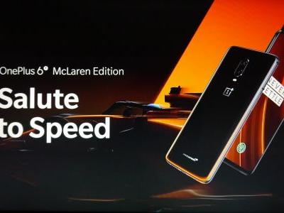 OnePlus 6T McLaren Edition officially unveiled
