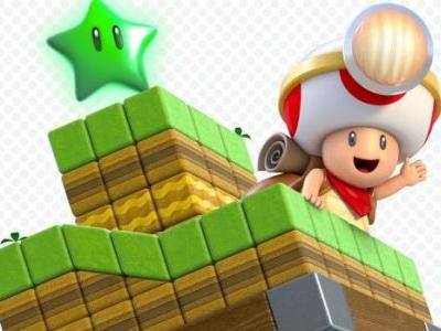 Captain Toad: Treasure Tracker Gets Free Update Enabling Co-Op; Paid DLC With New Courses Incoming