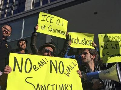 California to defend immigration laws against Trump
