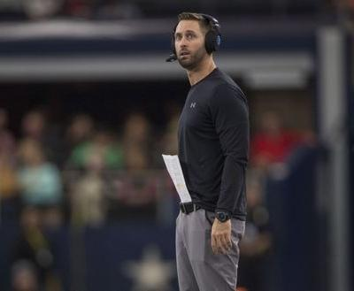 Kingsbury officially hired by USC
