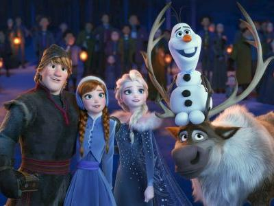 Here's Something to Sing About - Frozen 2 Will Be Here Sooner Than You Think