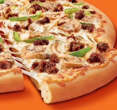 Little Caesars is the first national pizza chain to jump on the vegan meat bandwagon