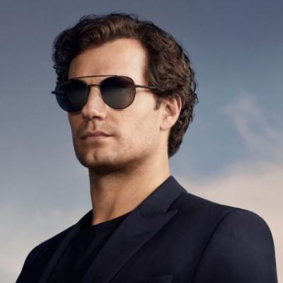 Sharpen Your Focus: Henry Cavill Fronts BOSS Spring '19 Eyewear Campaign