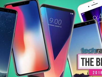 Best phone in the US for 2018: the 13 top smartphones we've tested