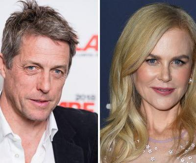 Hugh Grant Joins Nicole Kidman in HBO Limited Series 'The Undoing'