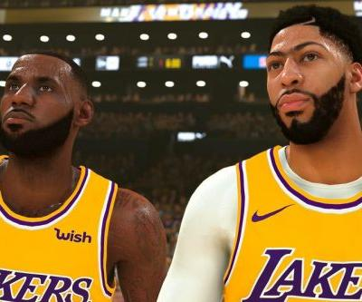 'NBA 2K20' Reveals Anthony Davis, Jimmy Butler & Kemba Walker in New Jerseys